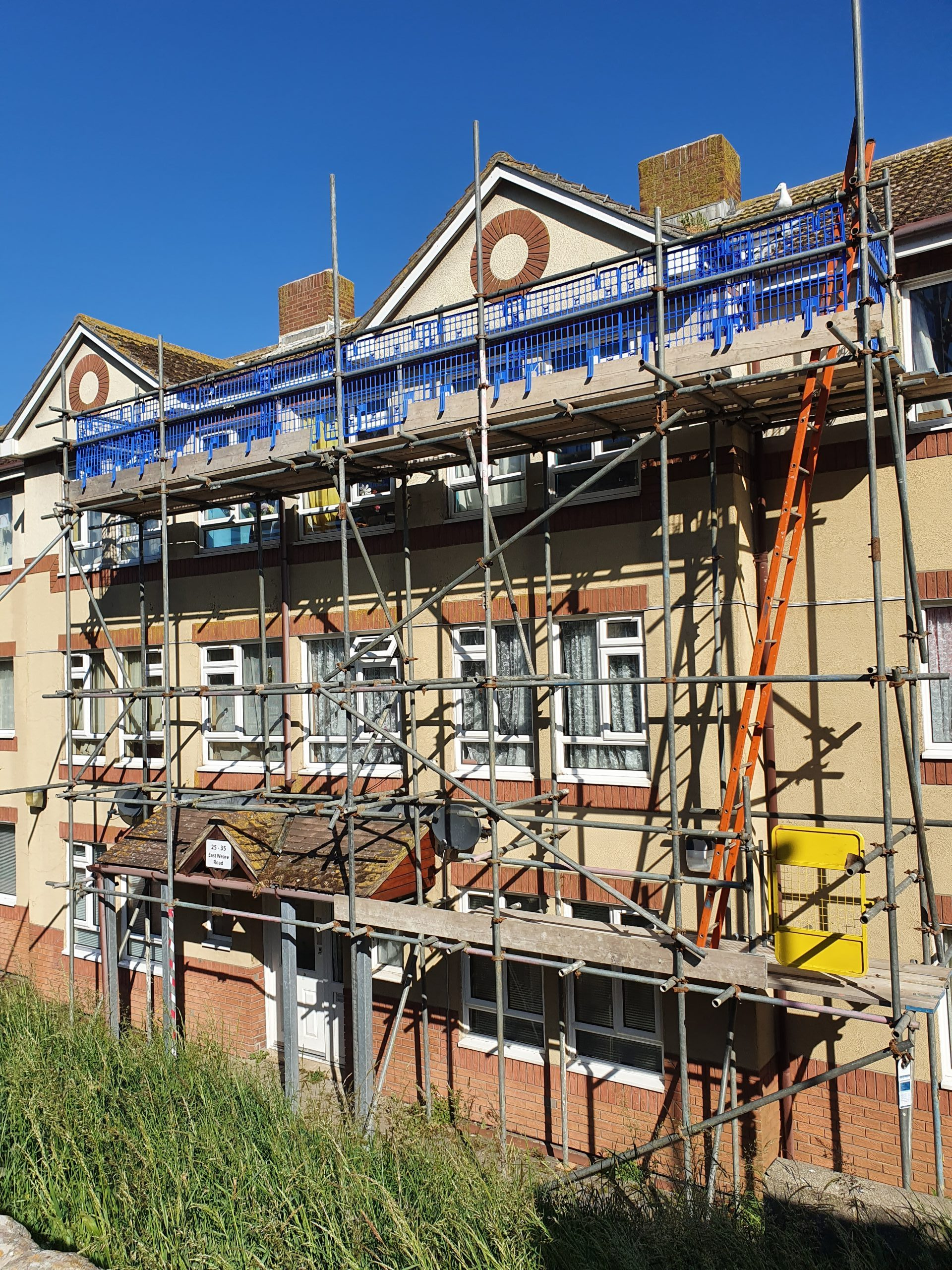 Scaffold Hire in Portland, Dorset